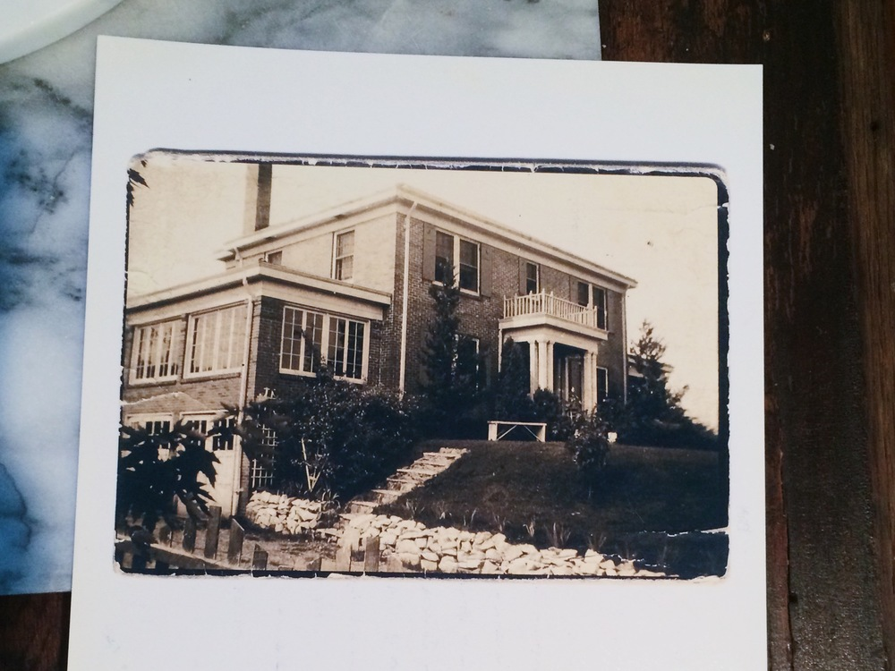 Ashley's home: 1927