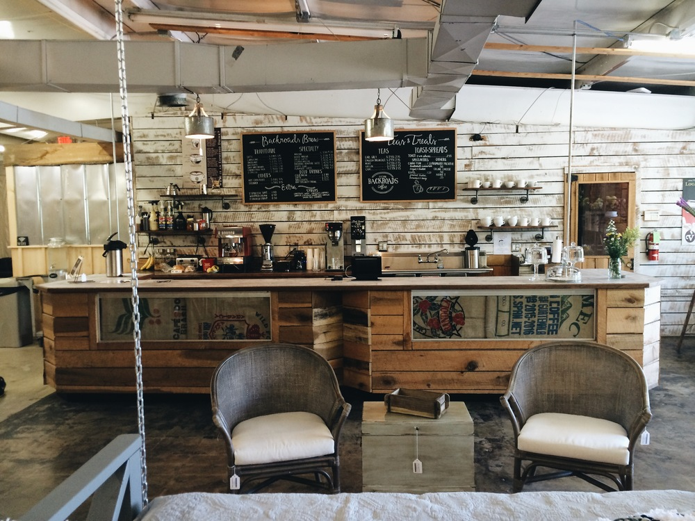 Part Coffee Shop, Part Flower Market, Part Consignment, Part New Furniture  And Decor, Part Custom Furniture, Part Local Goods, They Have It All.