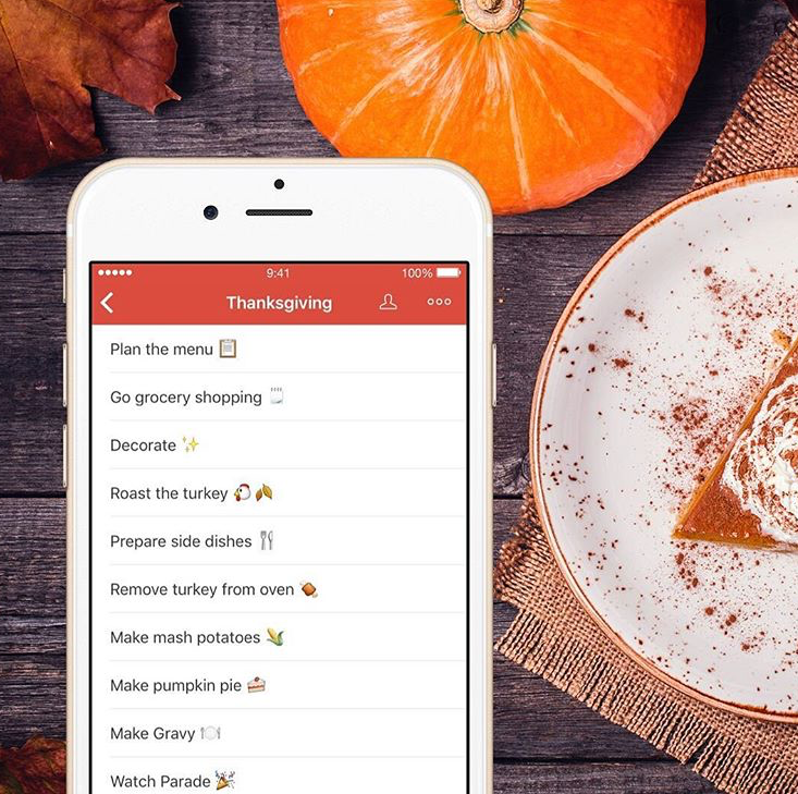Image from Todoist Official Instagram.