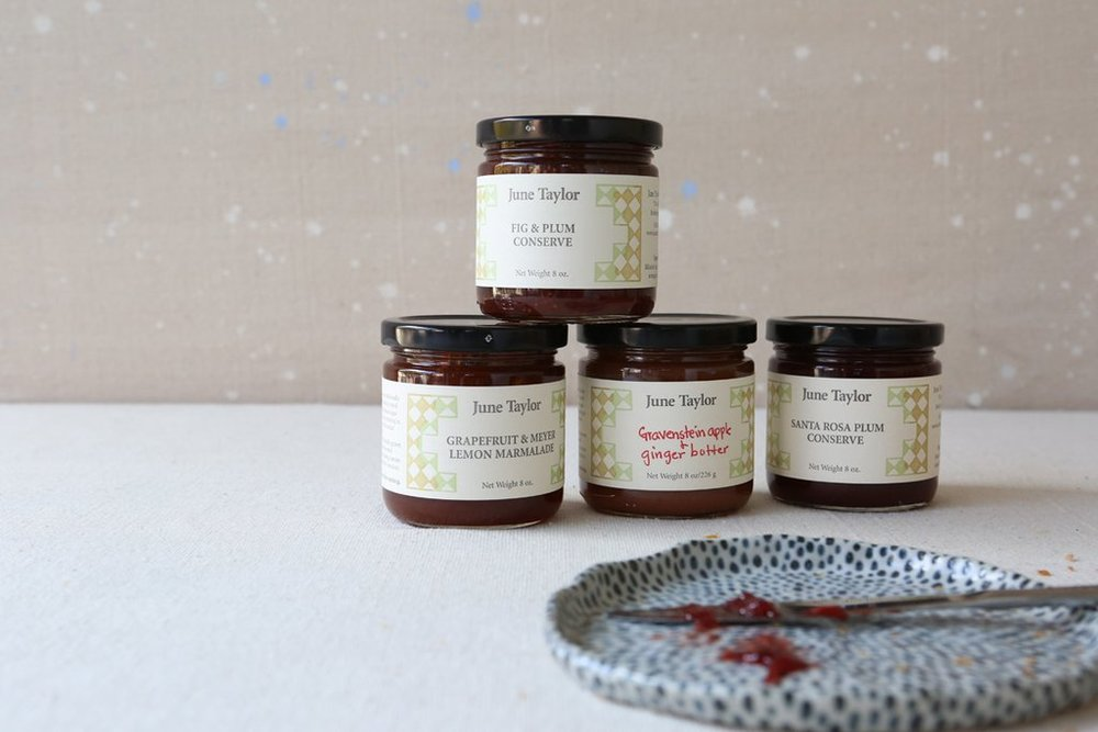 Jams and Marmalade made in Maine