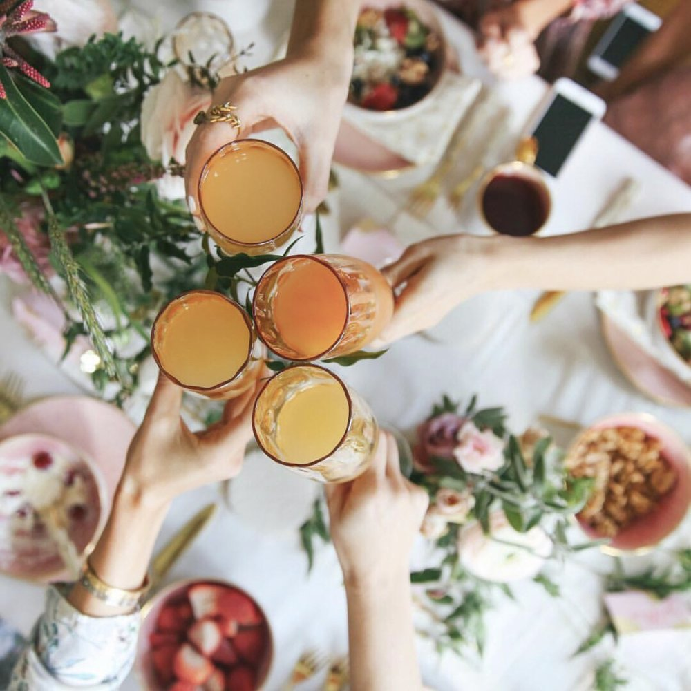 Cheers! Image from @ Anthropologie .