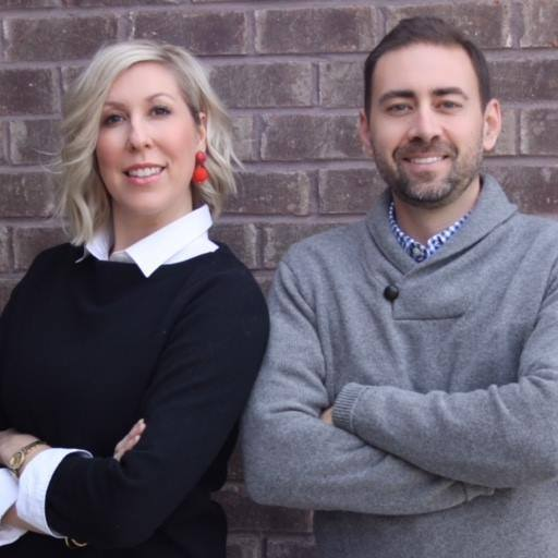 Husband and wife team: Brent and Robin Roggeman