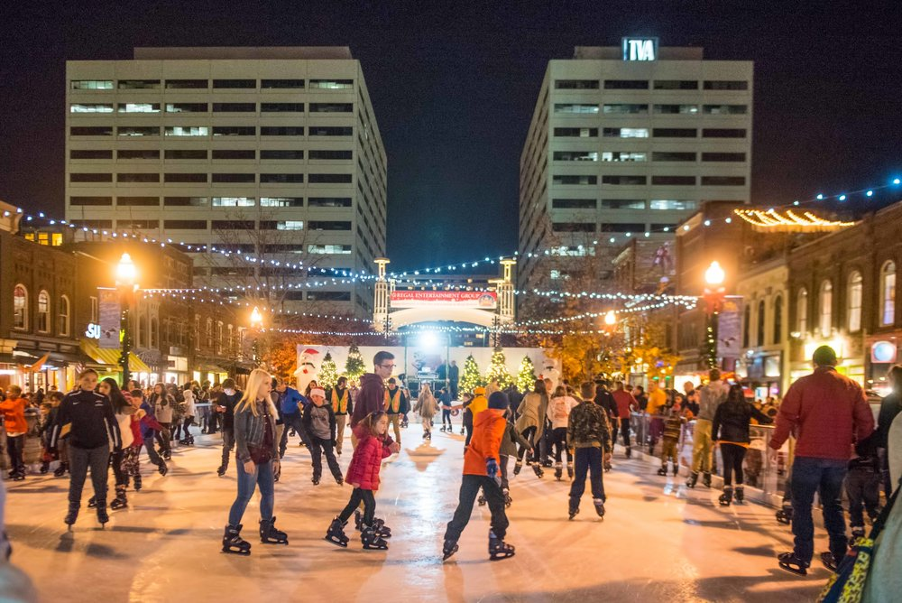 Image from Knoxville Holidays on Ice