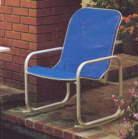 "5440 BG Rocking Chair Sling (L x W)  38.00"" x 22.50""  Has Tension Rod"