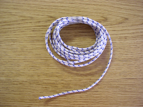 Umbrella Crank Cord