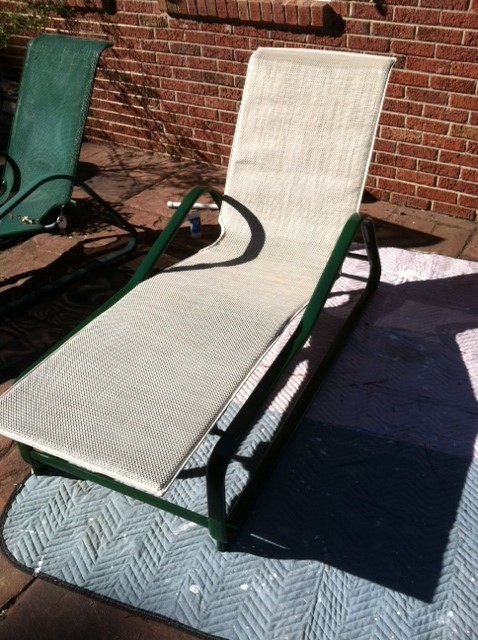 - Chesapeake # 9210 Chaise After