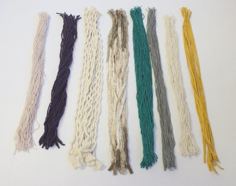 get a good amount of yarn for each color
