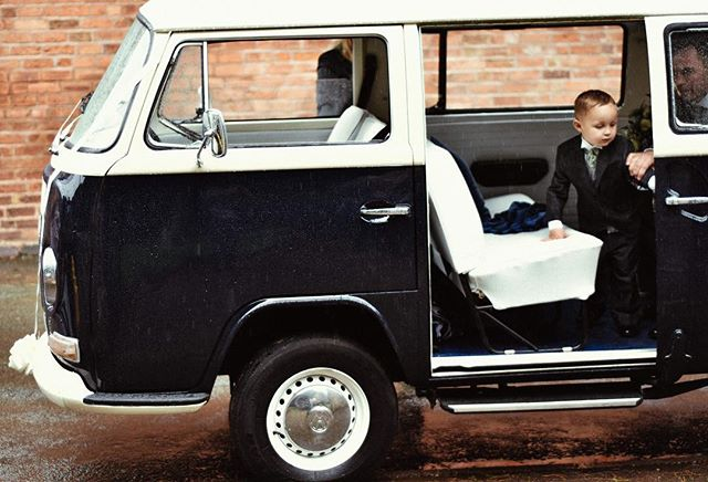 I've got to admit, a VW bus is one of my favourite wedding vehicles! What's yours?