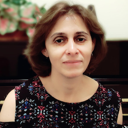 Lilya has over 20 years of teaching experience teaching students of all ages! She is proficient in piano exam preparation. Her teaching process includes piano performance, theory basics, sight reading, and ear training.  B.A. in Piano Performance and Pedagogy from Rubin Academy of Music, Tel Aviv University.
