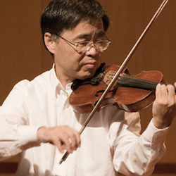 Richard is a former member of the Singapore Symphony Orchestra. He has over 35 years of experience teaching violin & viola to all ages in various music schools including the Harker school in Saratoga and the renowned Music Office of the Government Secretariat in Hong Kong. He is experienced in ABRSM exam preparation for all levels. Shanghai Conservatory of Music