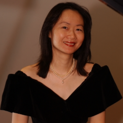 Dr. Ya-Liang teaches conservatory and healthy piano techniques that build strong playing skills at all levels and ages. She specializes in instructing competition repertoires, piano duet, and curriculum exams including ABRSM, MDP Music Development Program (National and California state certified exam) and CM. Her students won numerous awards such as MDP Excellence and State Competitions. Dr. Chang has taught piano as a college professor and a private instructor for more than 15 years and has performed in United States, Italy, Germany,  D.M.A. in Piano Performance from University of Cincinnati College-Conservatory of Music M.M. in Piano Performance from the Boston Conservatory