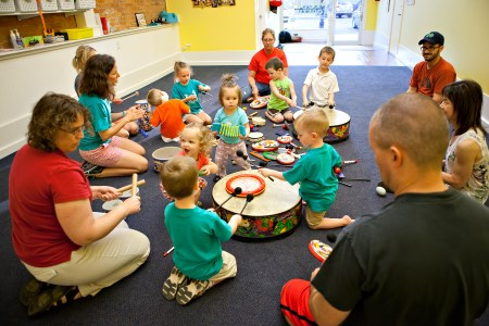 Music Together Class - FOR AGES:3mos - 5 yearsLOCATION:Mountain ViewSTARTS:March 28, 2019 &April 3, 2019(ongoing enrollment until 4th class)ENDS:June 6, 2019 &June 19, 2019________TUITION:$264 - 11 sessions