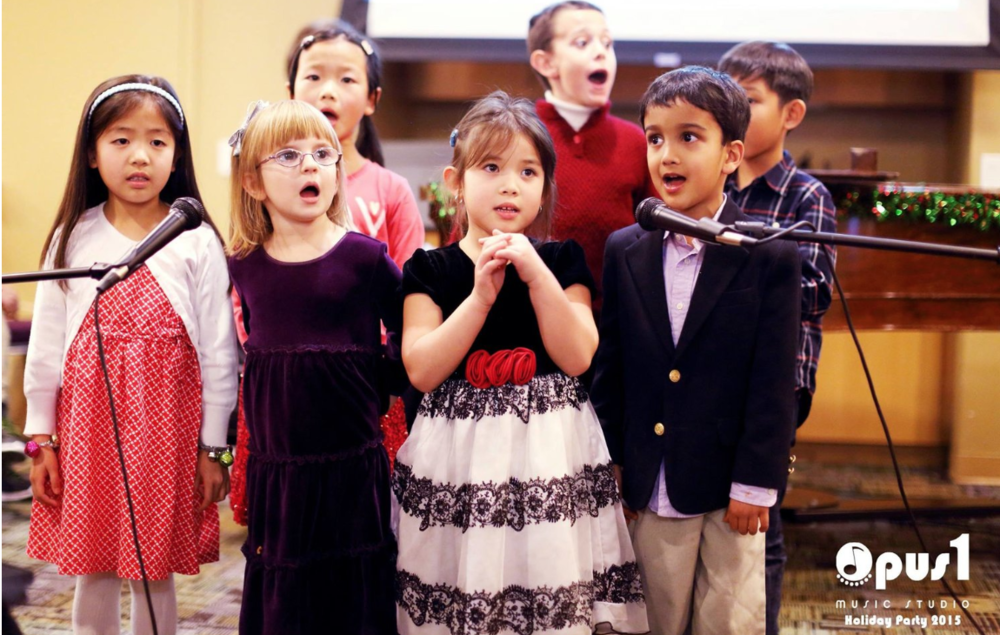 My Opus Choir - FOR AGES:5-10 years LOCATION:Palo Alto Campus &Mountain View CampusSTARTS:April 11, 2019ENDS:June 29, 2019________TUITION:$370 (12 weeks)(Includes registration and materials)