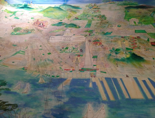 Cartography — Lois Paul White