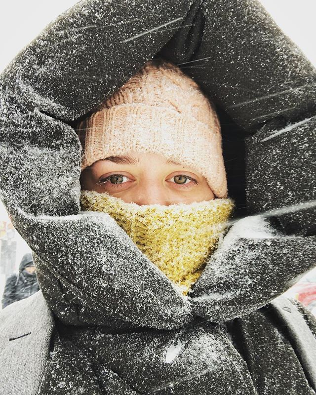 ❄️ c'est l'hiver ❄️