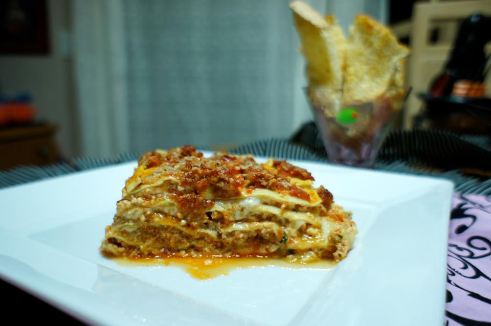 Smittys Classic Lasagna