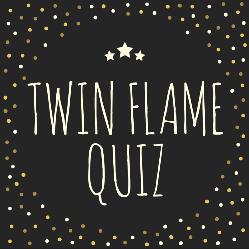 twin flame quiz