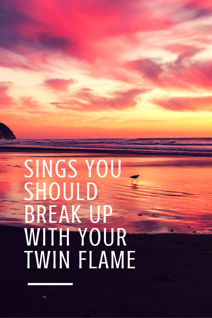 twin flame break up, twin flame left, twin flame good bye