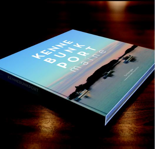 Kennebunkport Maine coffee table book Kennebunkport
