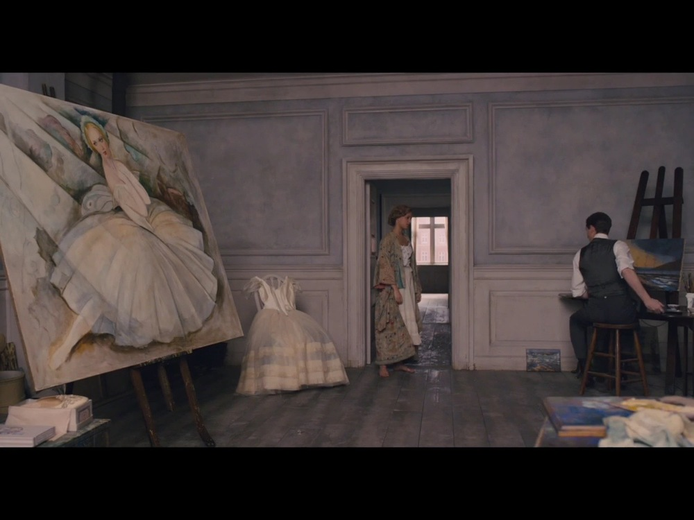 The Danish Girl. Courtesy of Working Title. Production Design Eve Stewart. Set Decoration Mike Standish.