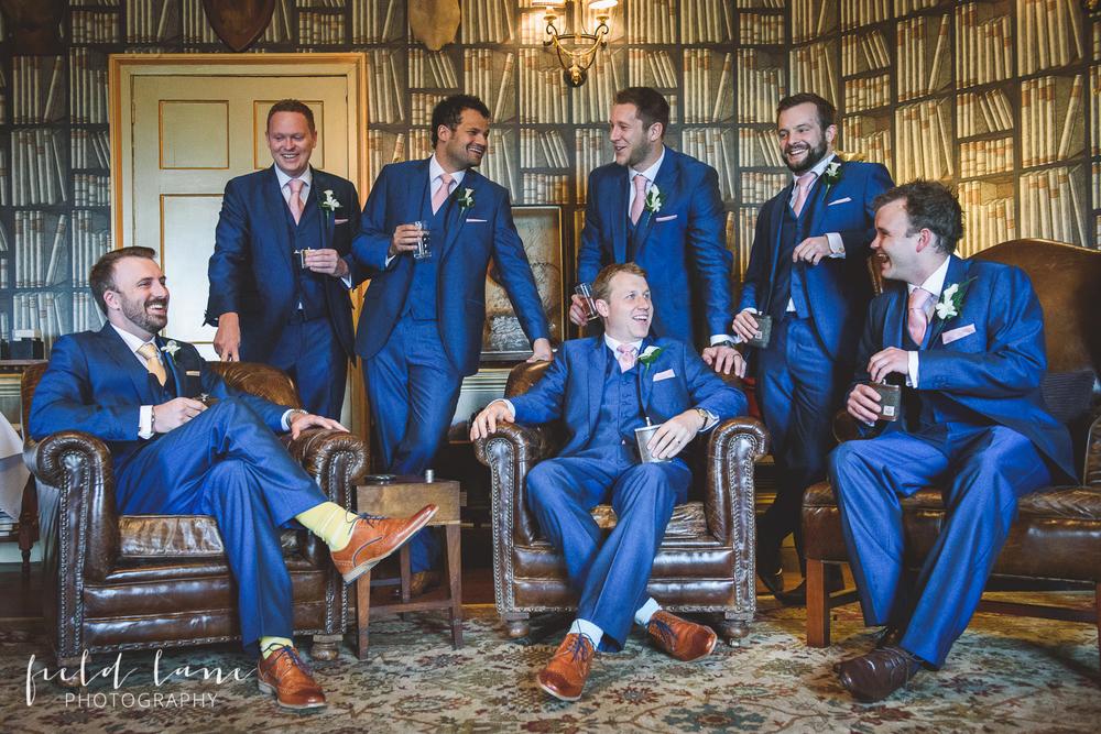 Belvoir Castle Wedding Photography -21.jpg
