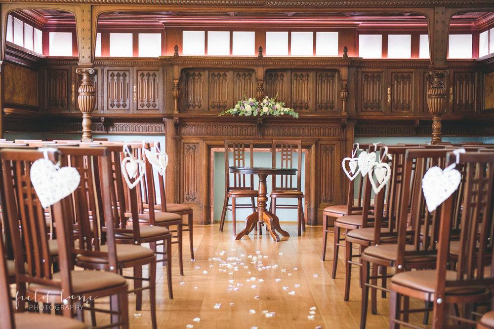 pendrell hall wedding