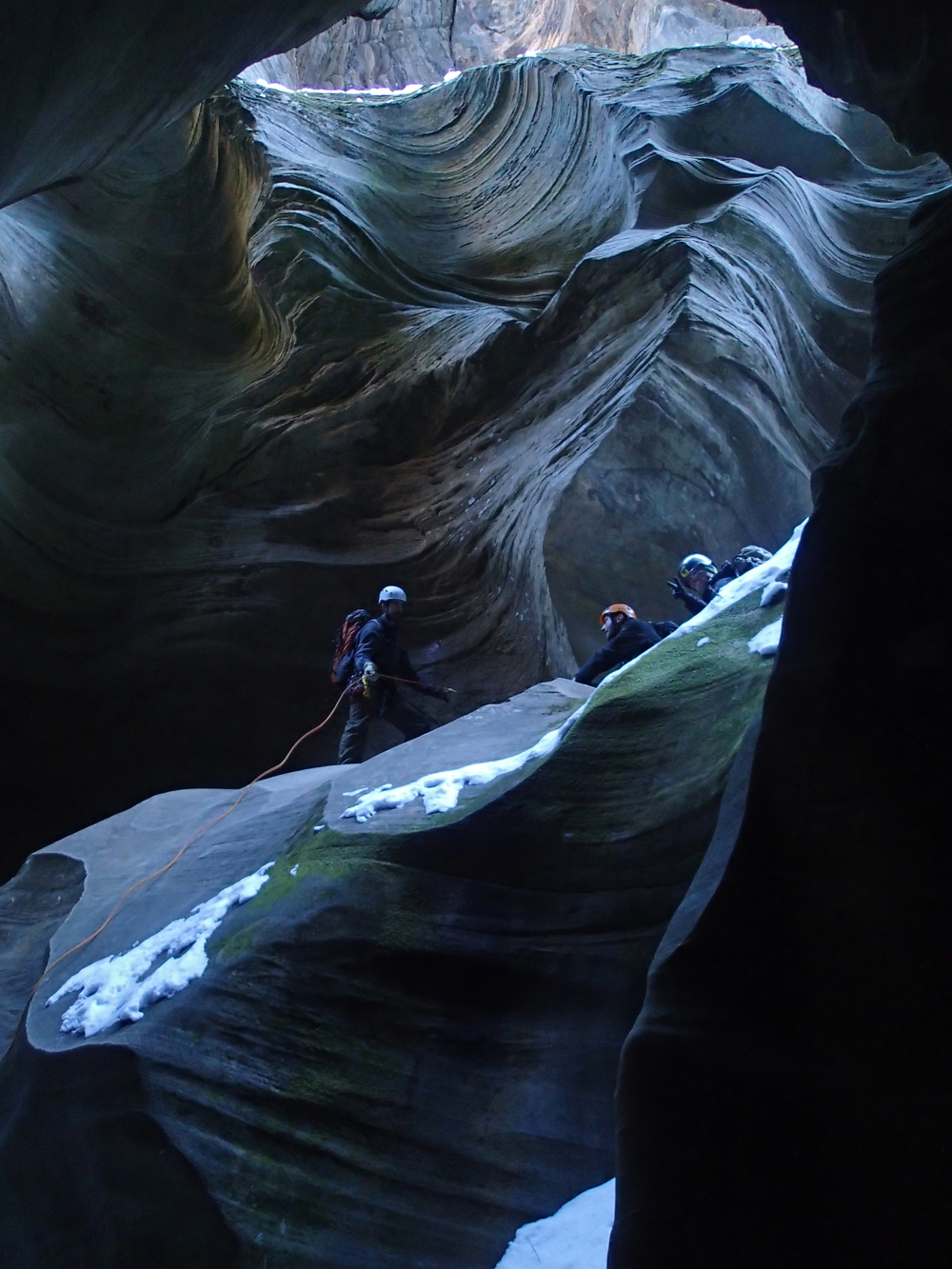 Bear Canyon - Canyoneering, AZ