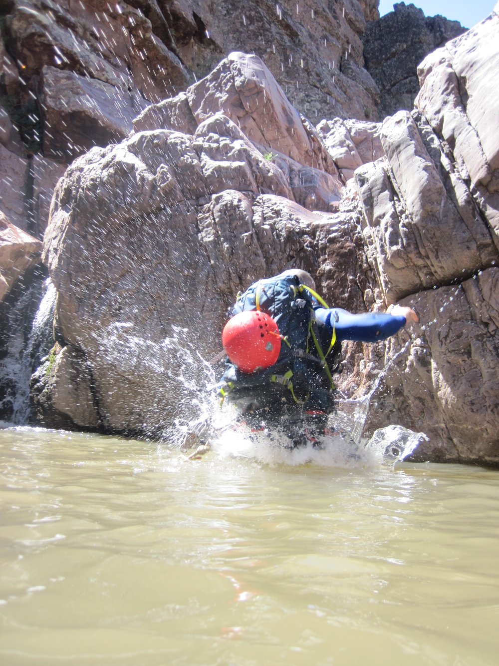 Christopher Creek Canyon - Canyoneering, AZ