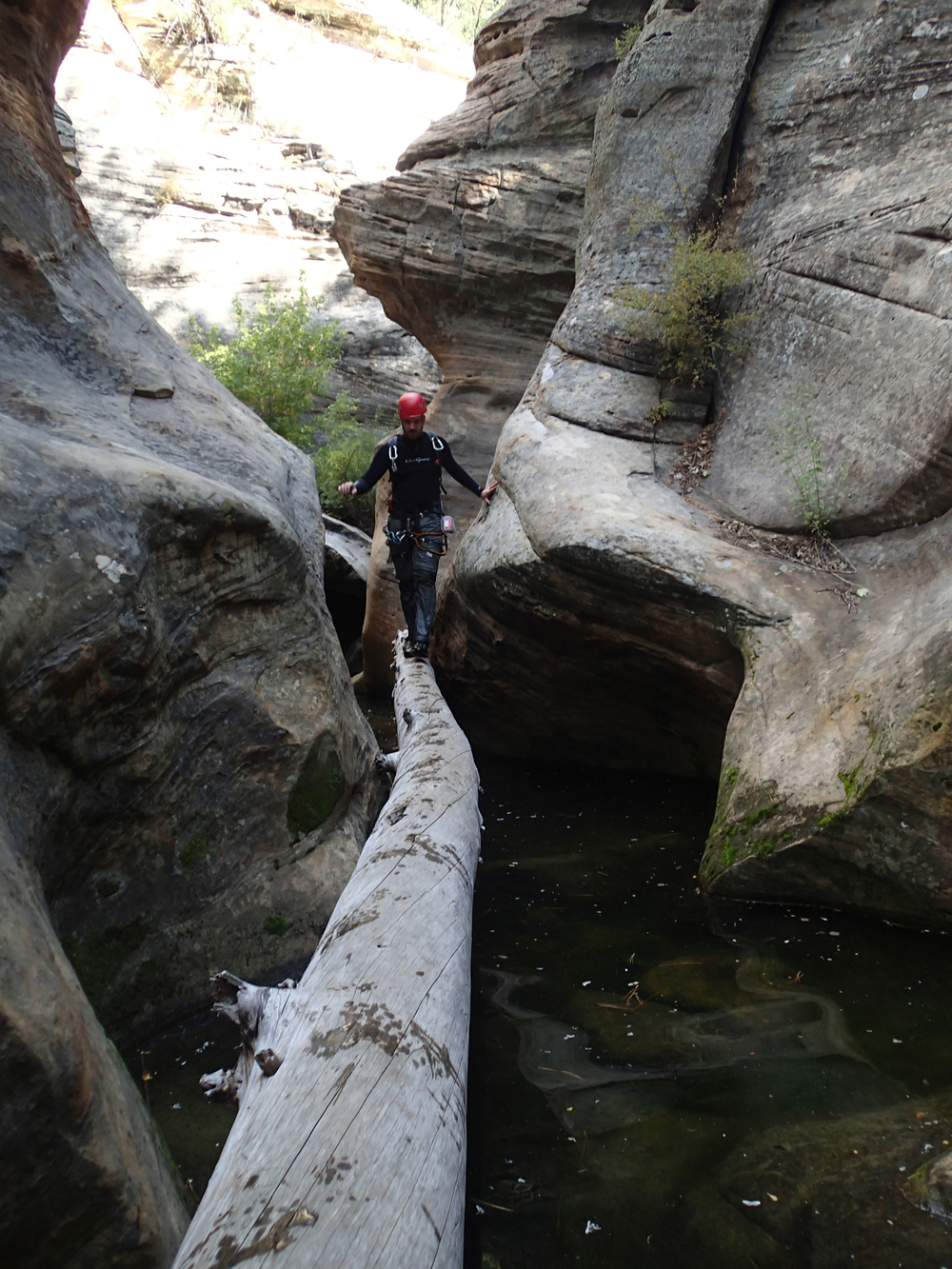 James Canyon - Canyoneering, AZ
