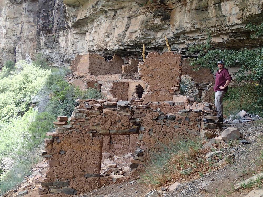 Pueblo Canyon, AZ - 130