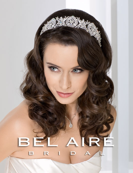 6282   Exquisite sparkling headband