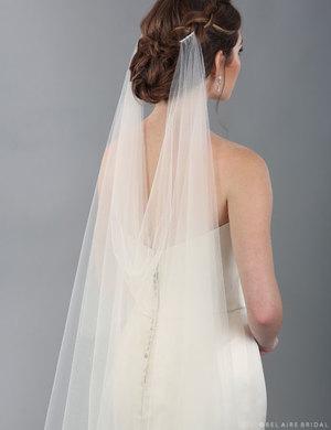 V7339 Watteau luxe veil