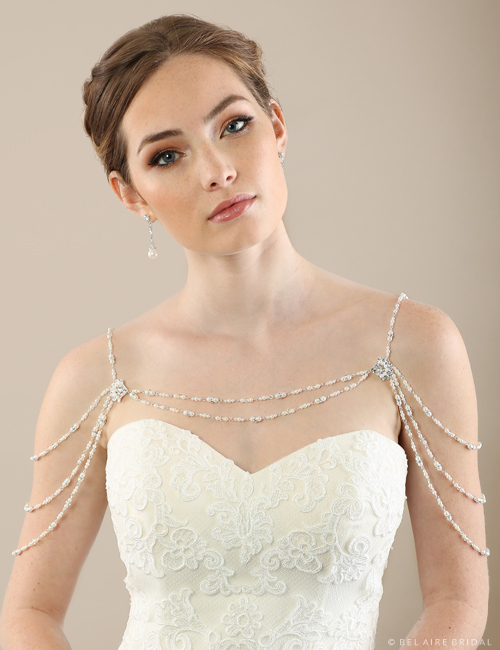 Gown Jewelry Bel Aire Bridal