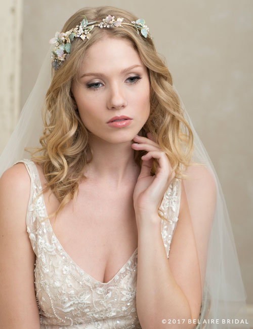 6781 Nature-inspired headband