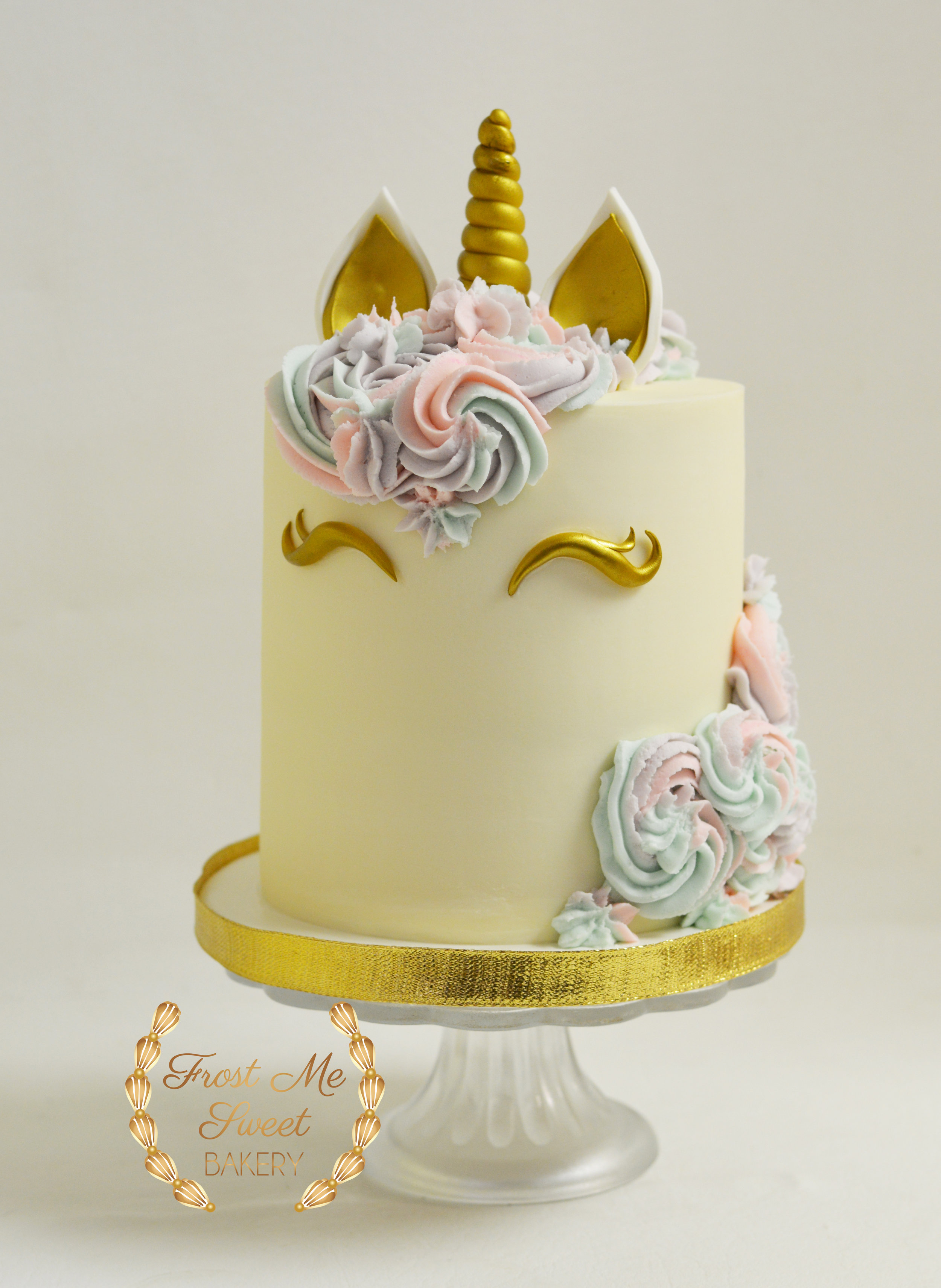 Unicorn Fairy Home Cake