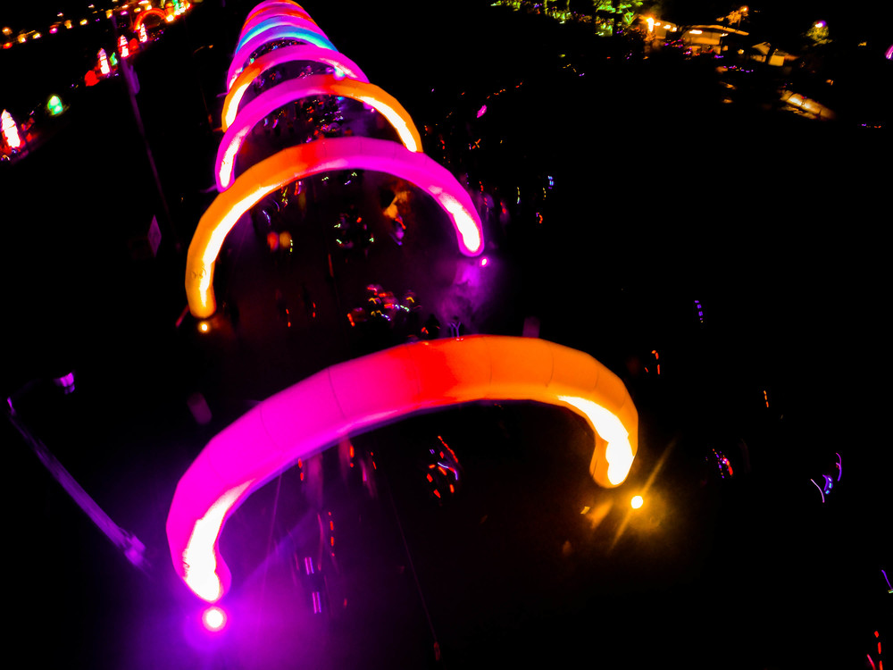 Electric Run5