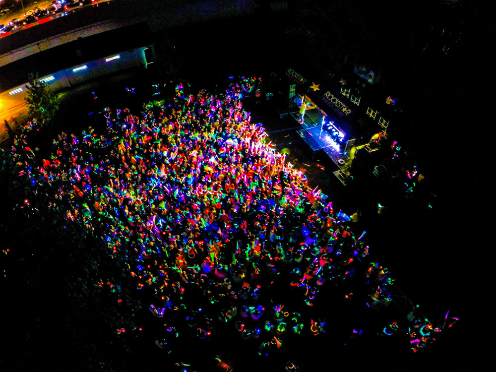 Electric Run14