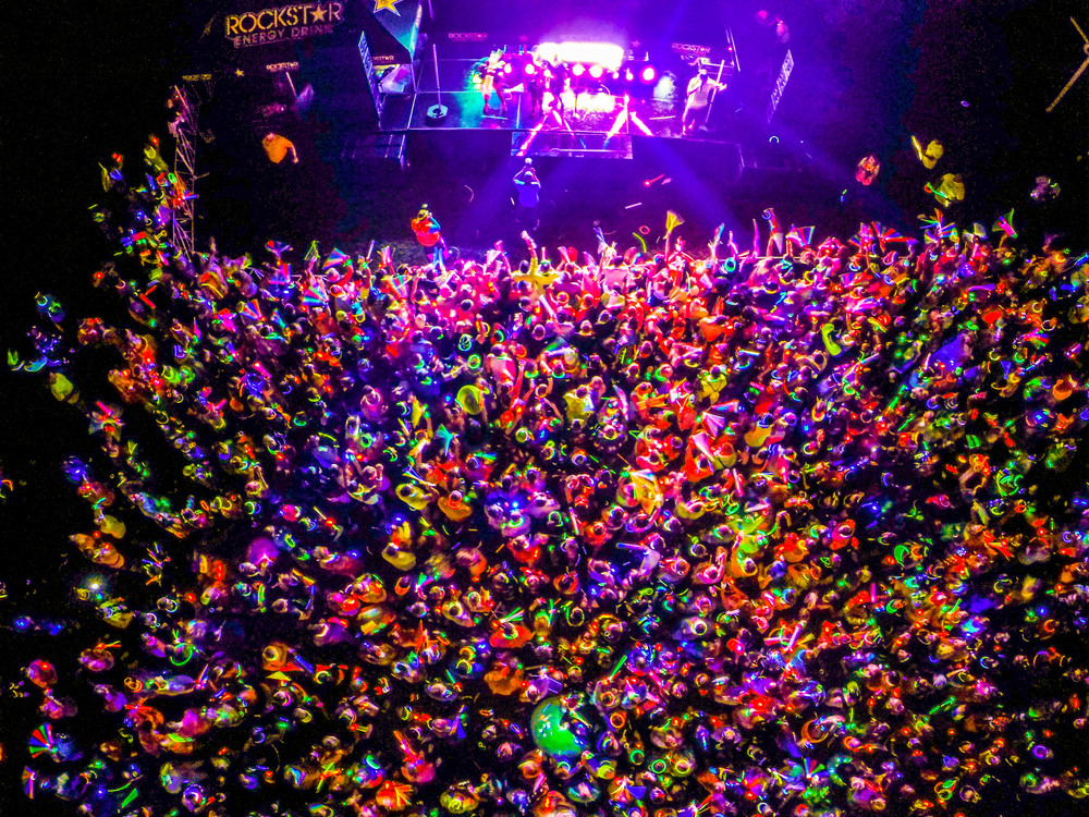 Electric Run8