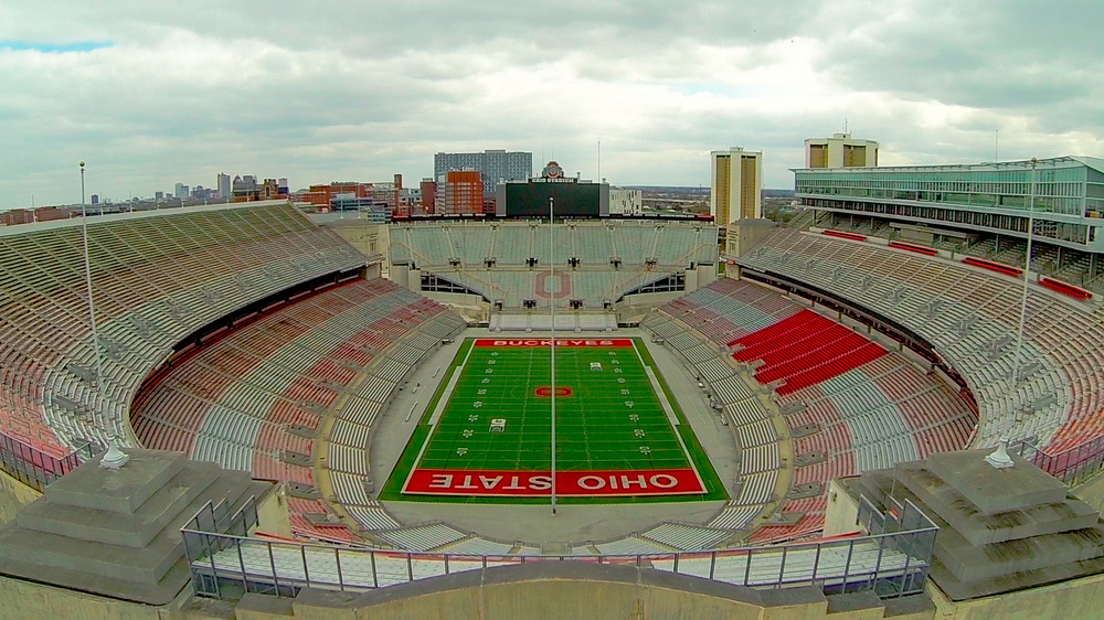 See The Ohio State University athletic facilities from a whole new perspective!  Go Bucks!