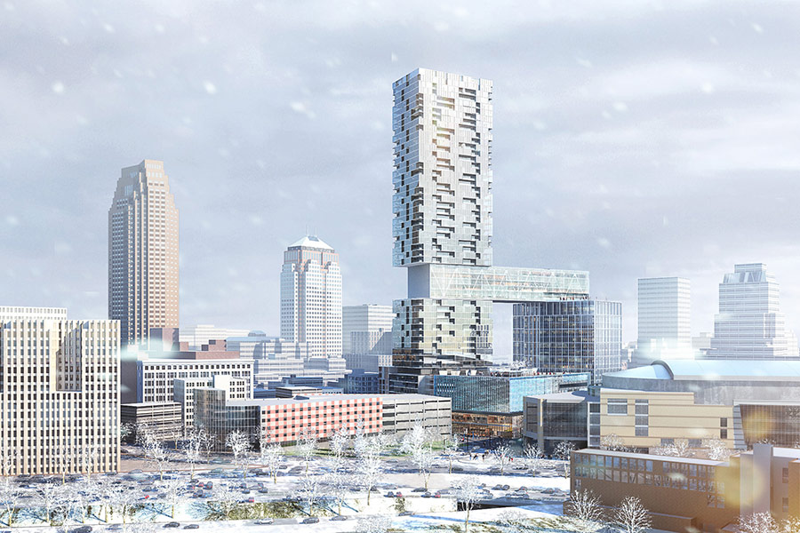 Work could begin soon on the skyline changing landmark in Cleveland. Read more HERE