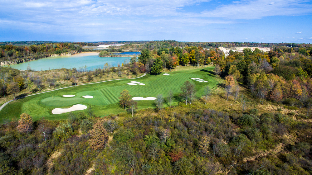 Sand Ridge Golf Club in Chardon, Ohio