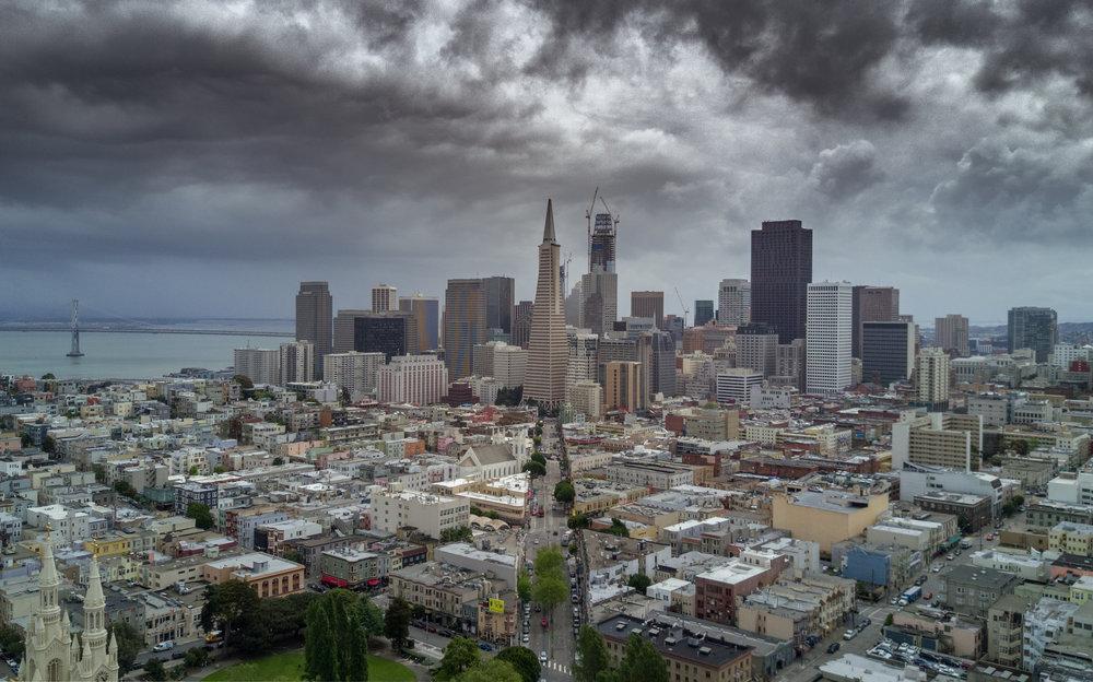 Ominous SF