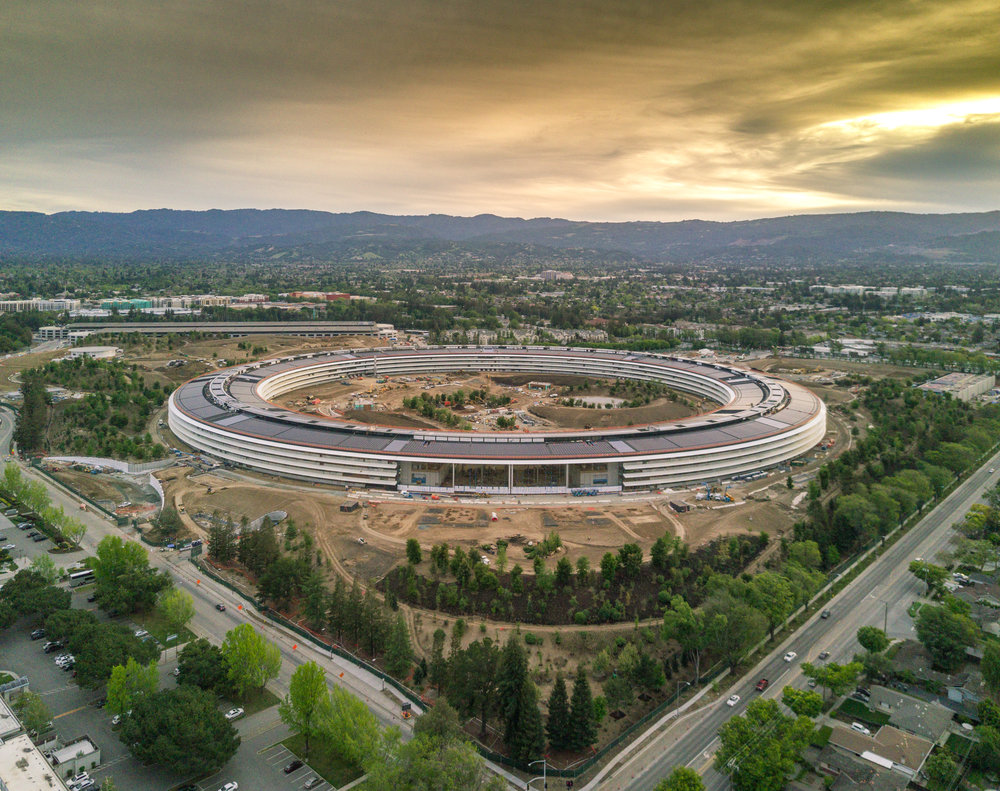 Apple Park • Cupertino, California