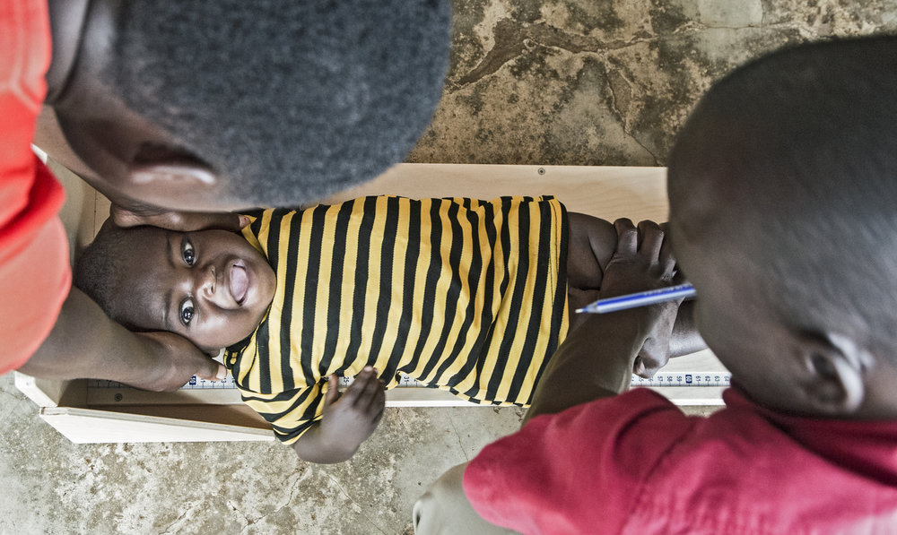 Providing reliable measurements is essential for calculating indicators such as stunting and wasting among children.