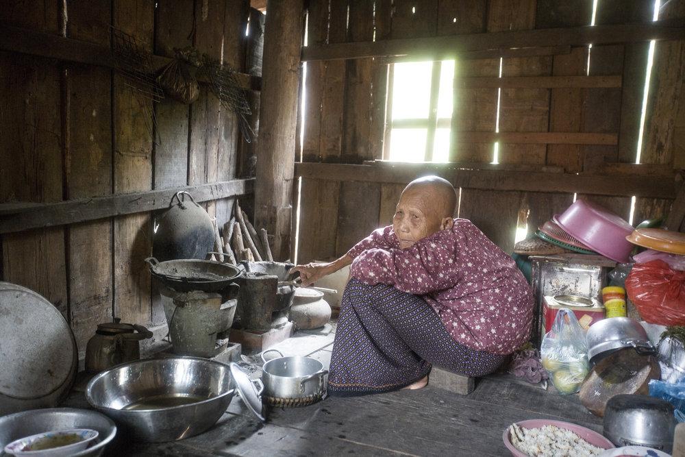 Scenes from Cambodia.