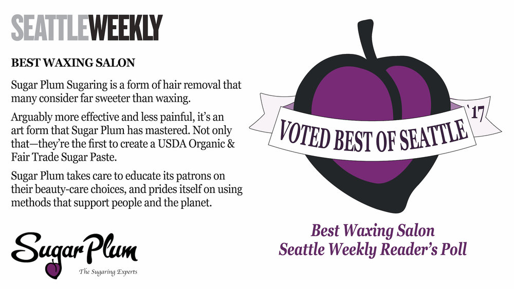 As seen in the Seattle Weekly - Best of Seattle 2017