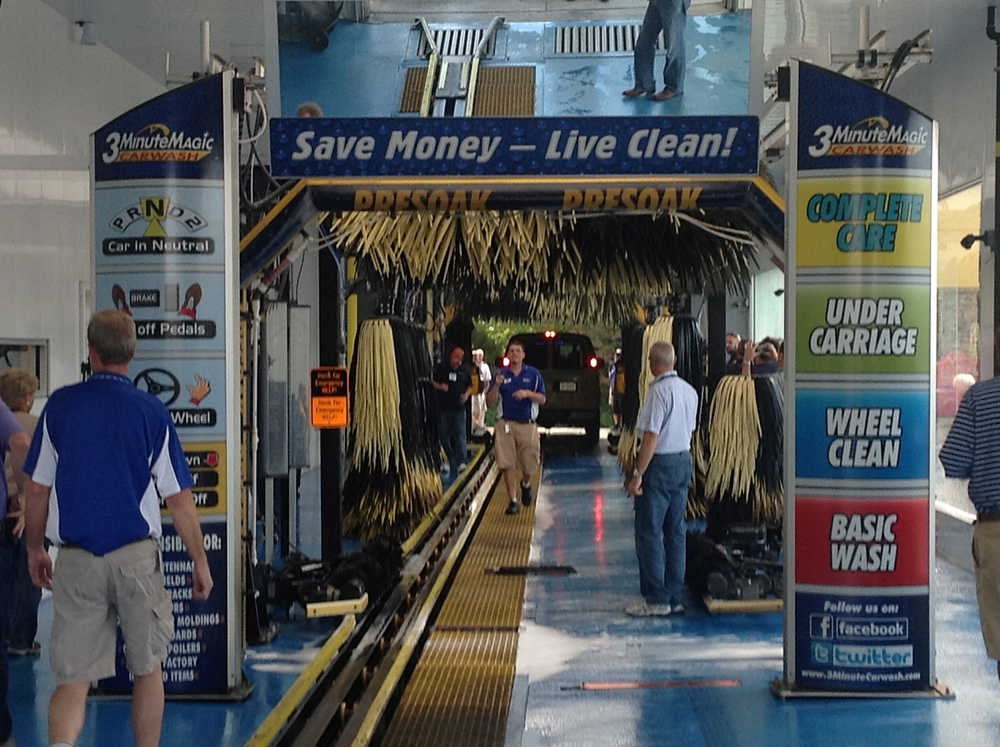 Minute Car Wash Simi Valley