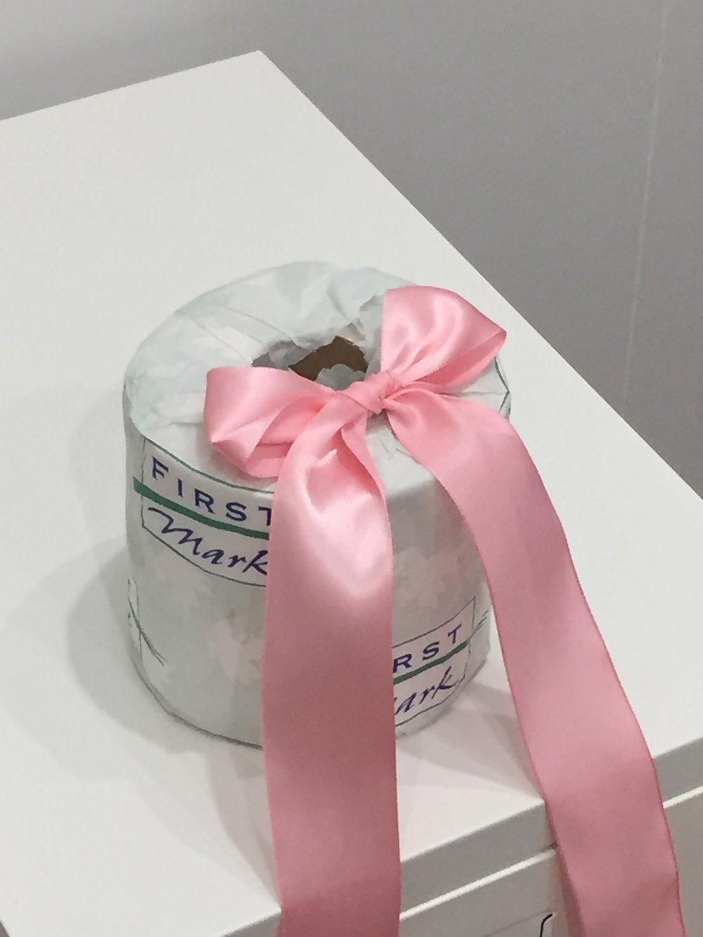 Toilet Paper, Ribbon, Filing Cabinet