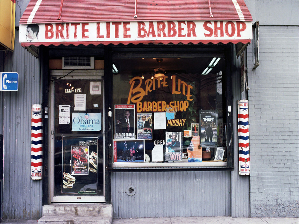 Brite Lite Barber Shop