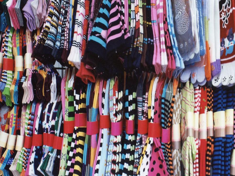 Sidewalk Socks